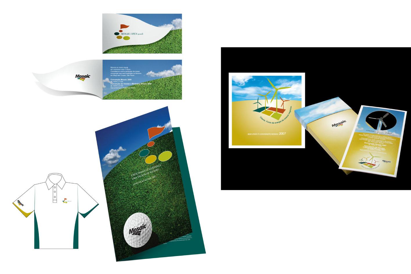 Convenção de vendas Mosaic