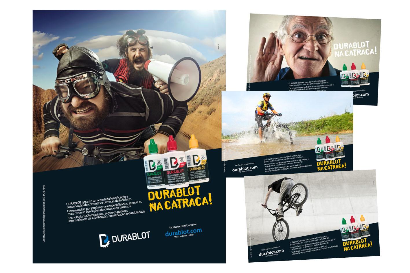 Campanha de produto - Durablot