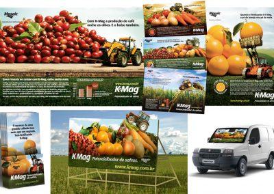 Campanha de produto Kmag